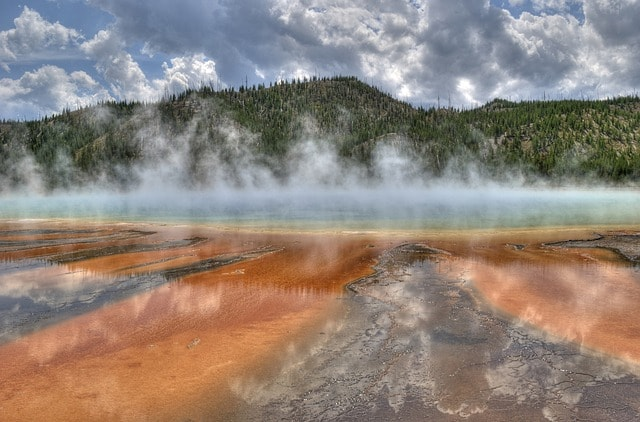 Géothermie - Phénomène géothermique