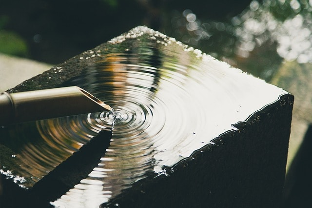 Ressource en eau - Lac en Islande